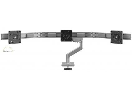 humanscale-m10-stojan-pro-tri-displeje-upevneni-na-sroub-stribro-seda--m10btsb3g-