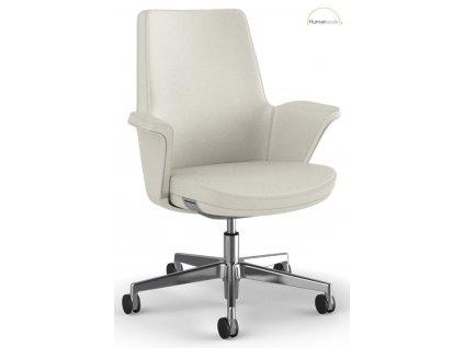 Humanscale Summa konferenční - kancelářská židle (U1ULPTL13WS)