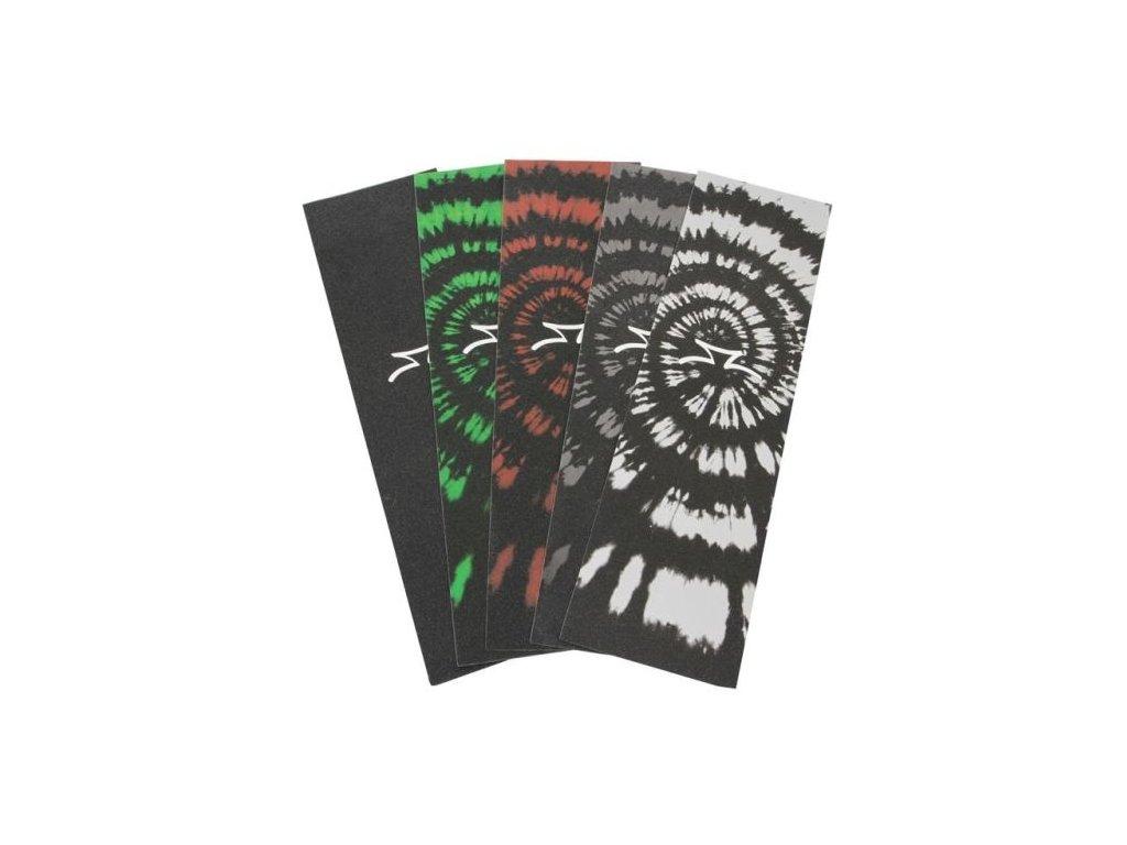 AO Griptape Tie Dye Green