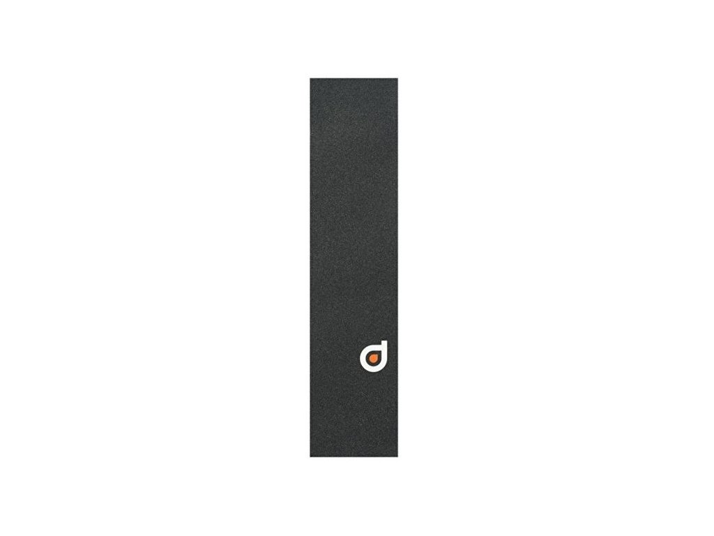 District S-Series Logo Small Griptape Orange