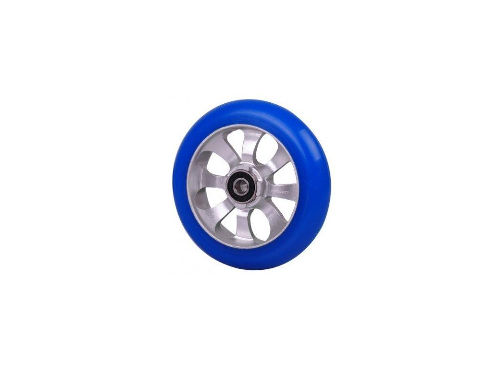 FASEN 8 spokes Raw/Blue incl. ABEC 9 bearings