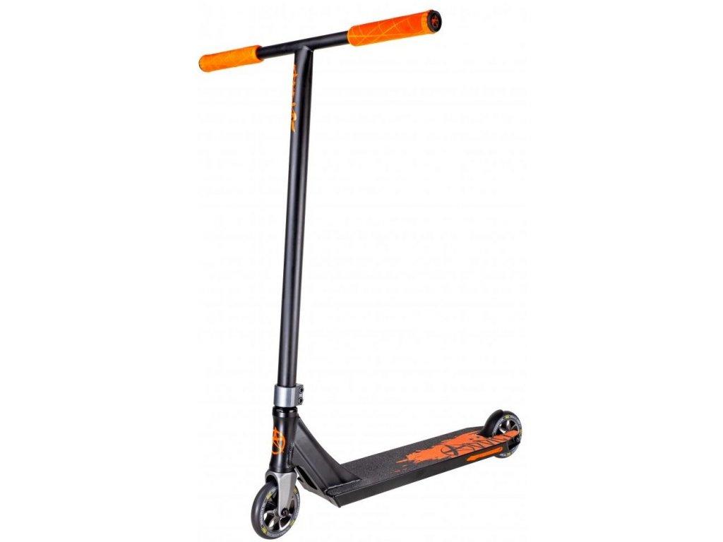 Freestyle kolobežka Addict Defender V2 Black Orange