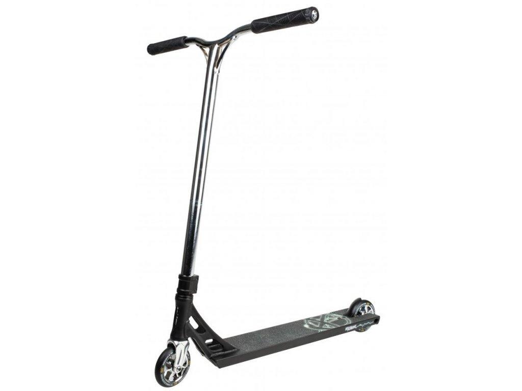 Freestyle kolobežka Addict Equalizer 570 Black Chrome