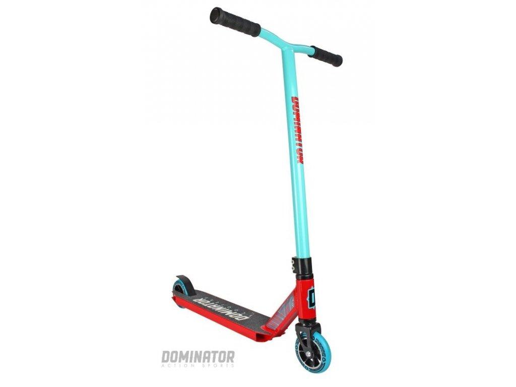 Freestyle kolobežka Dominator Ranger Red