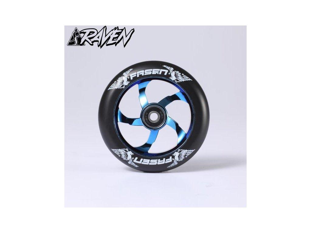 Koliesko Fasen Raven 110 Blue / Black