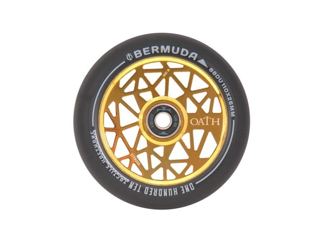 Koliesko Oath Bermuda 110 Neogold Black