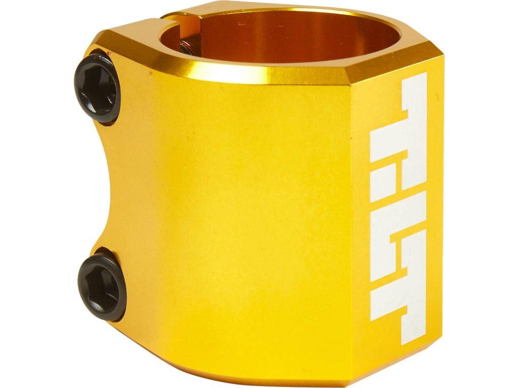 Objímka Tilt Classic Double Gold