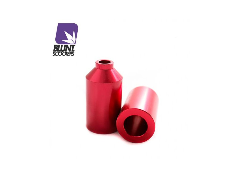Pegy Blunt Alu Red