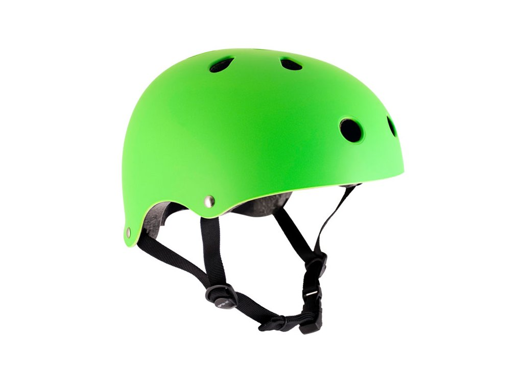 SFR Essentials Green Helmet S/M