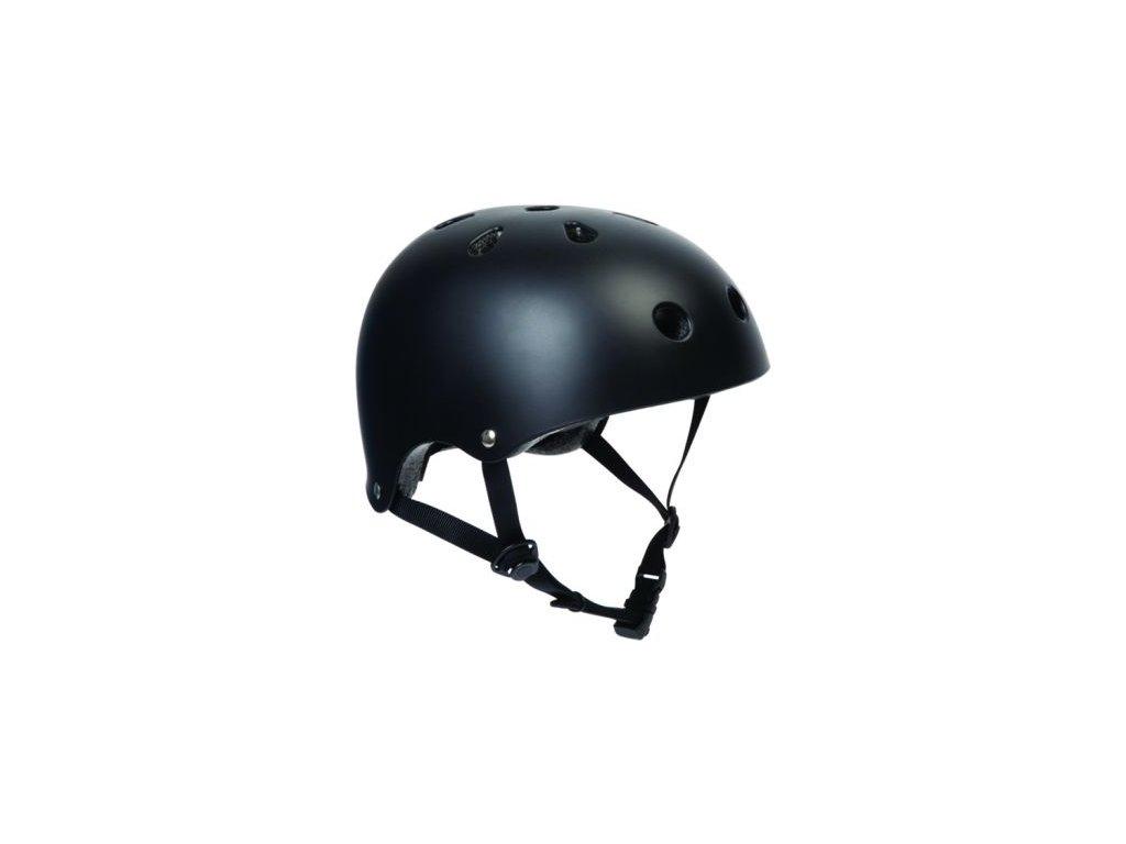SFR Essentials Matt Black Helmet S/M