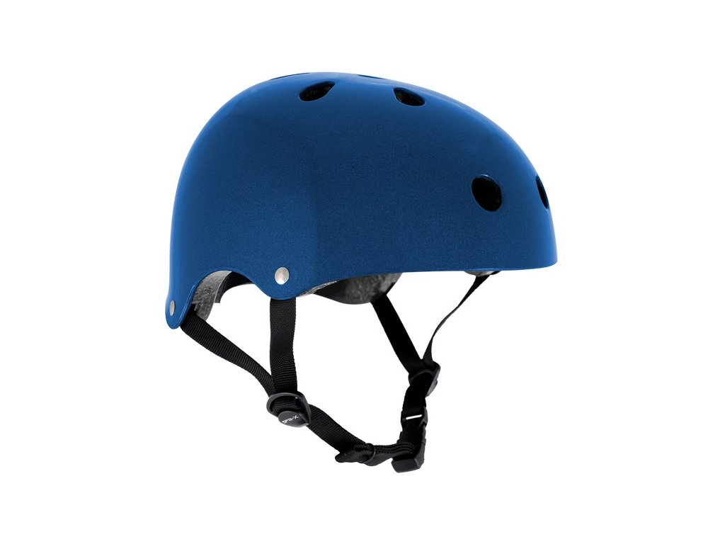 SFR Essentials Metallic Blue Helmet S/M