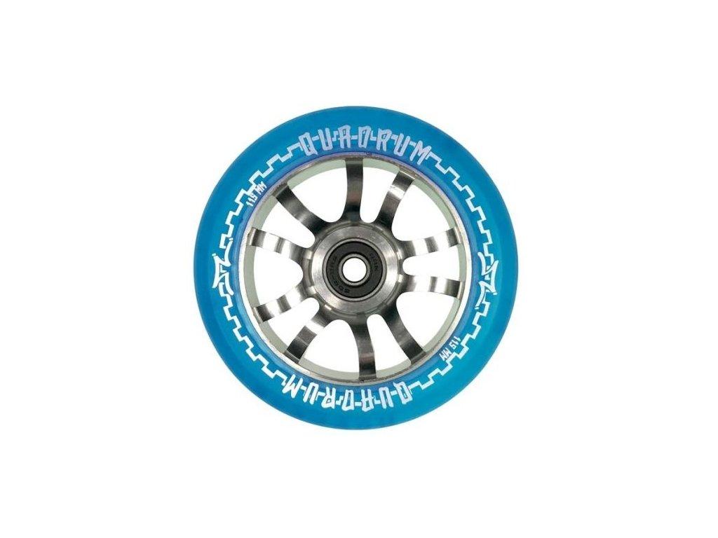 Koliesko AO Quadrum Clear 115 Blue