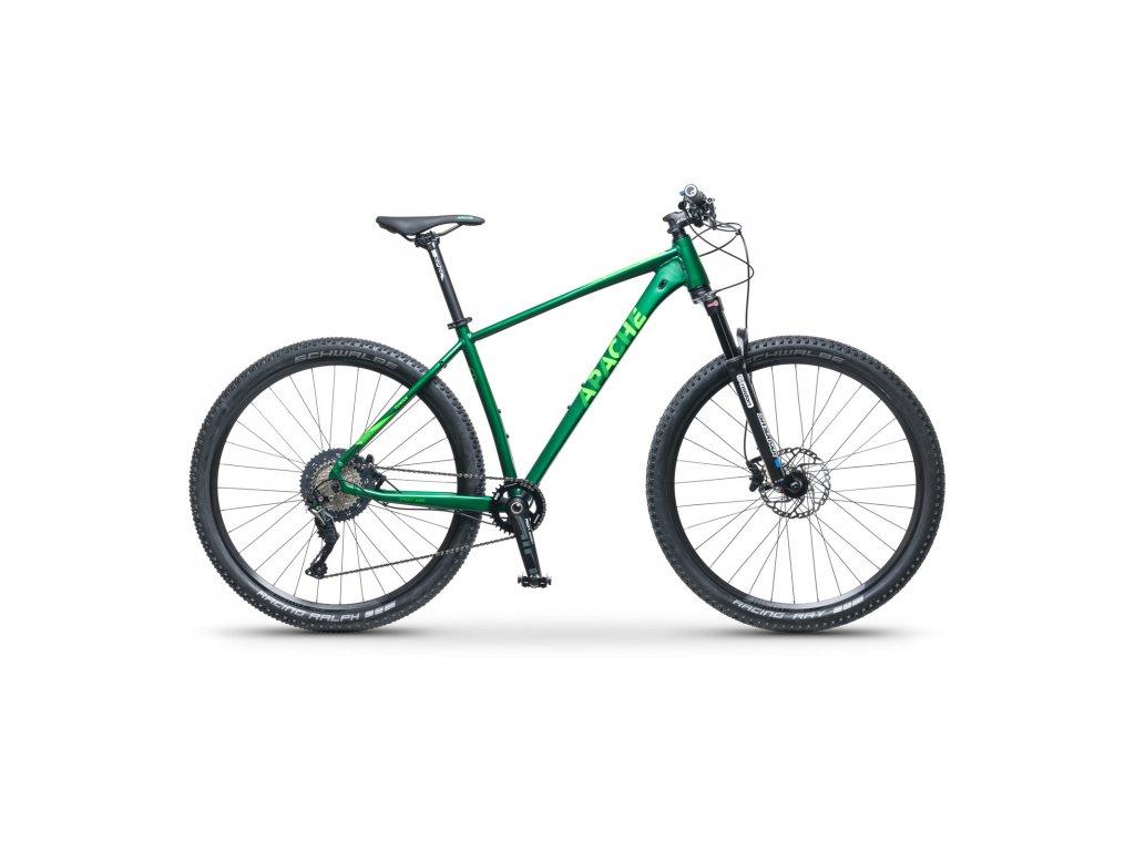 """Bicykel MTB 29"""" Apache Tuwan R3, 17"""""""