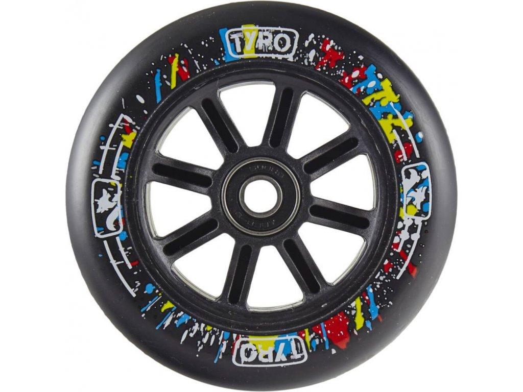 Longway Tyro Nylon Core Pro Scooter Wheel (100mm -Black)