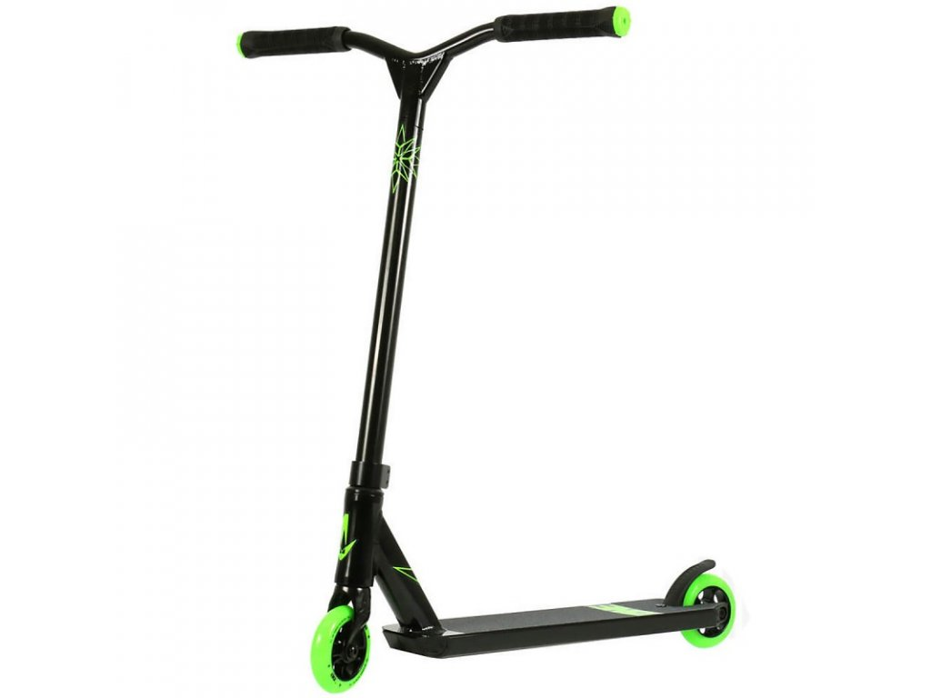 vyr 1665blunt one s2 complete scooter green