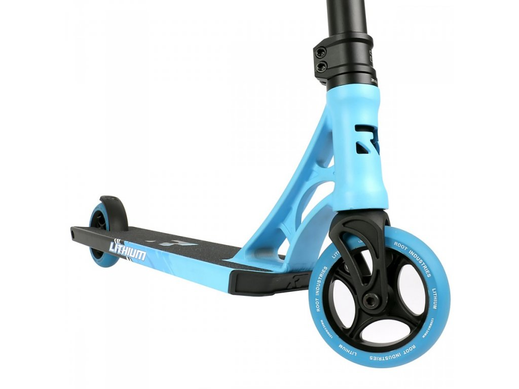 vyrp11 901root lithium complete scooter blue black 1