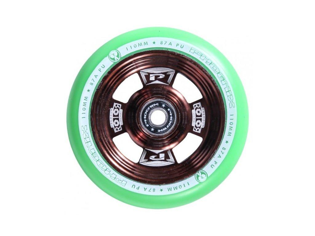Koliesko Phoenix Bronze/Green 110