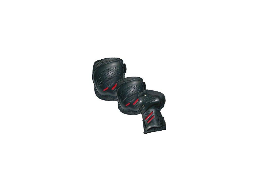 Chránič Tempish Cool Max Black/Red XL