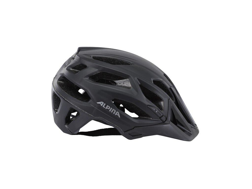 alpina garbanzo helmet black 2