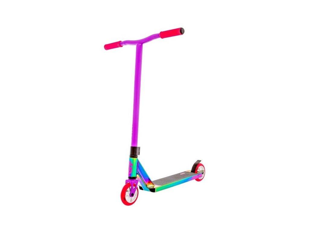 Freestyle kolobežka Crisp Surge Chrome Pink