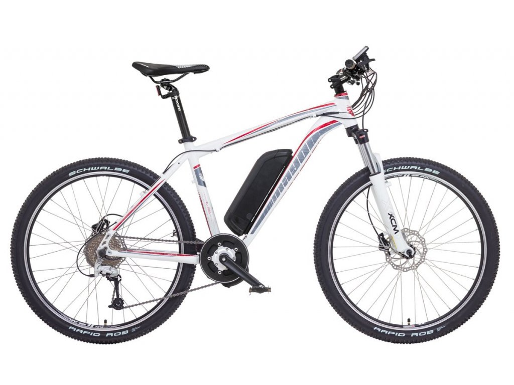 """Mayo horský elektrobicykel e-XC 26"""" SPORT D BB"""