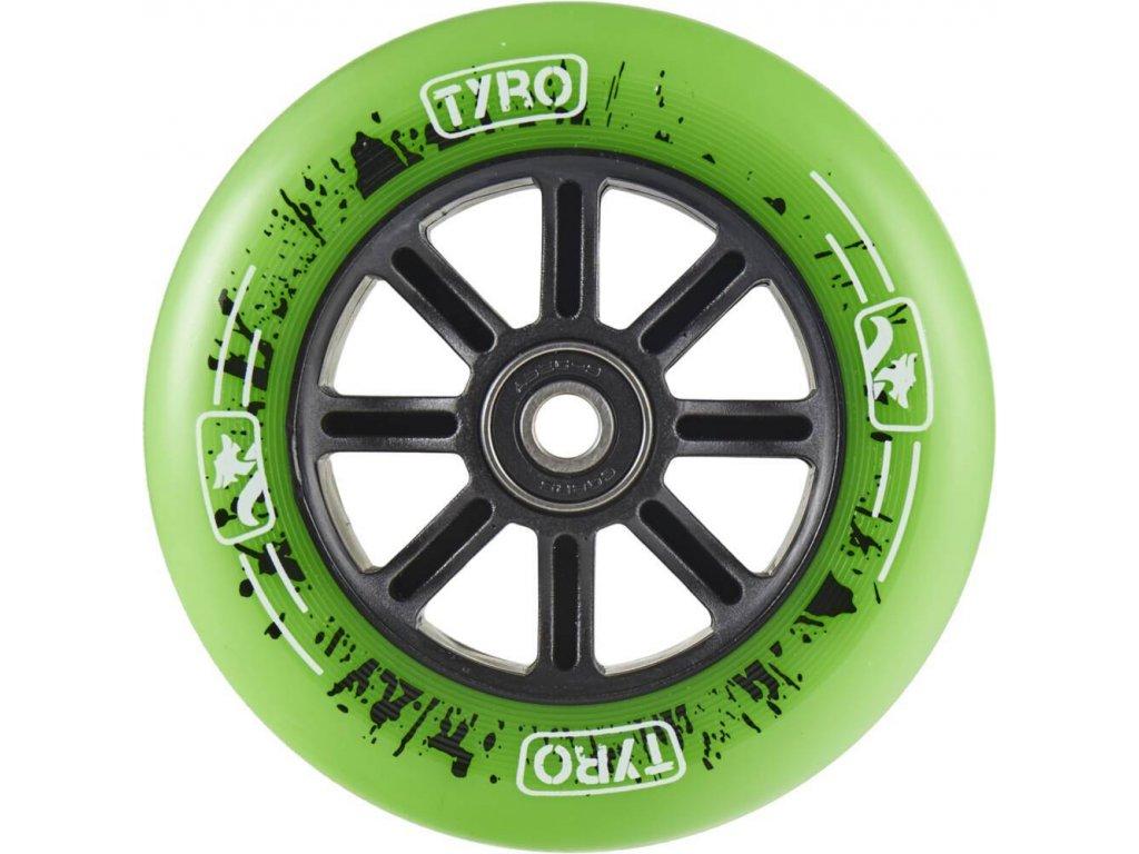 longway tyro nylon core pro scooter wheel 5j