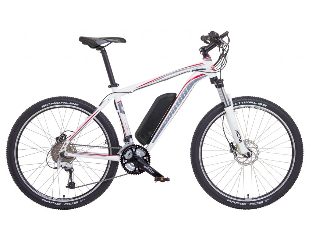 """Mayo horský elektrobicykel e-XC 26"""" POWER D"""