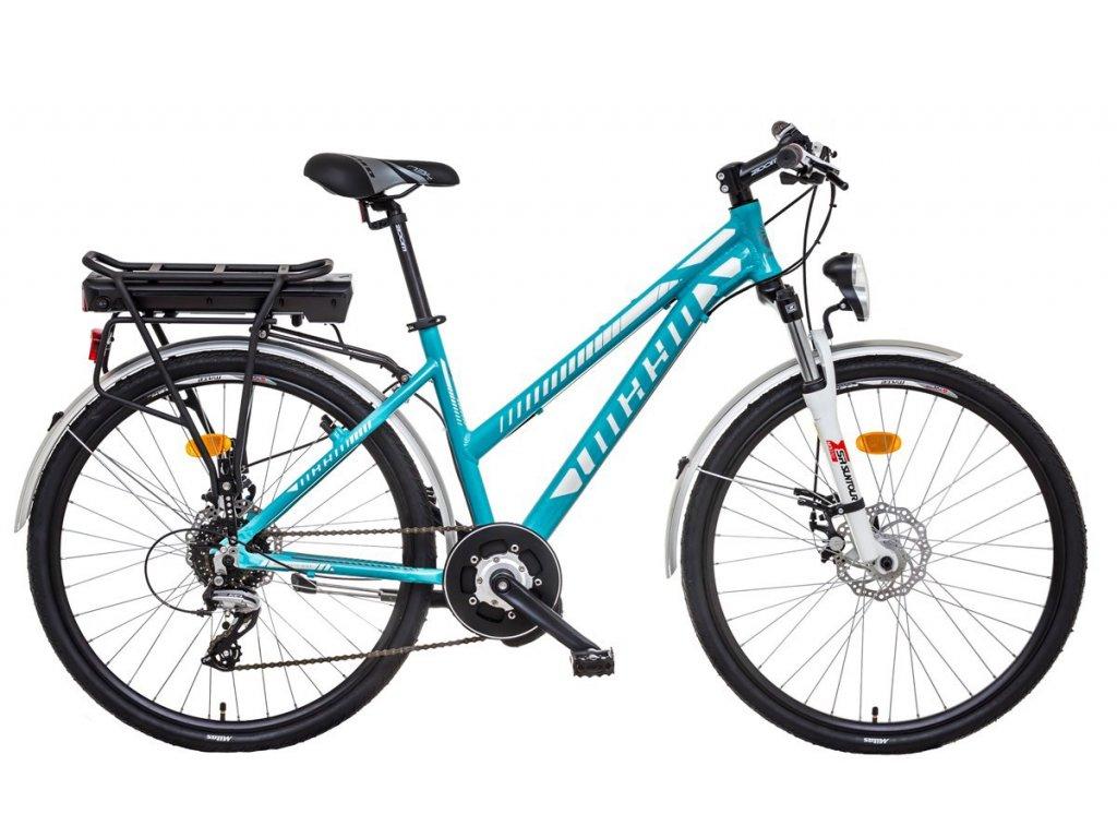 Mayo dámsky horský elektrobicykel e-XC TOUR BB D LADY