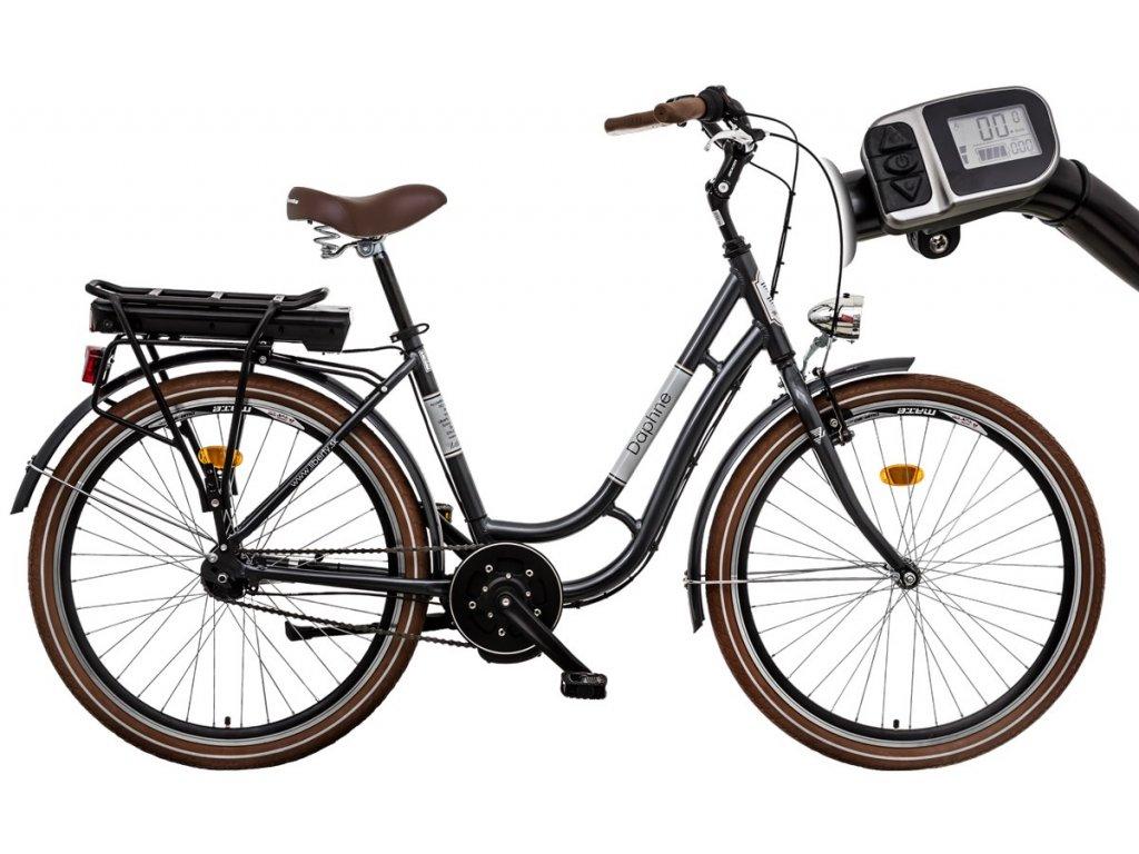 Liberty mestský elektrobicykel e - DAPHNE BB 7spd NEXUS