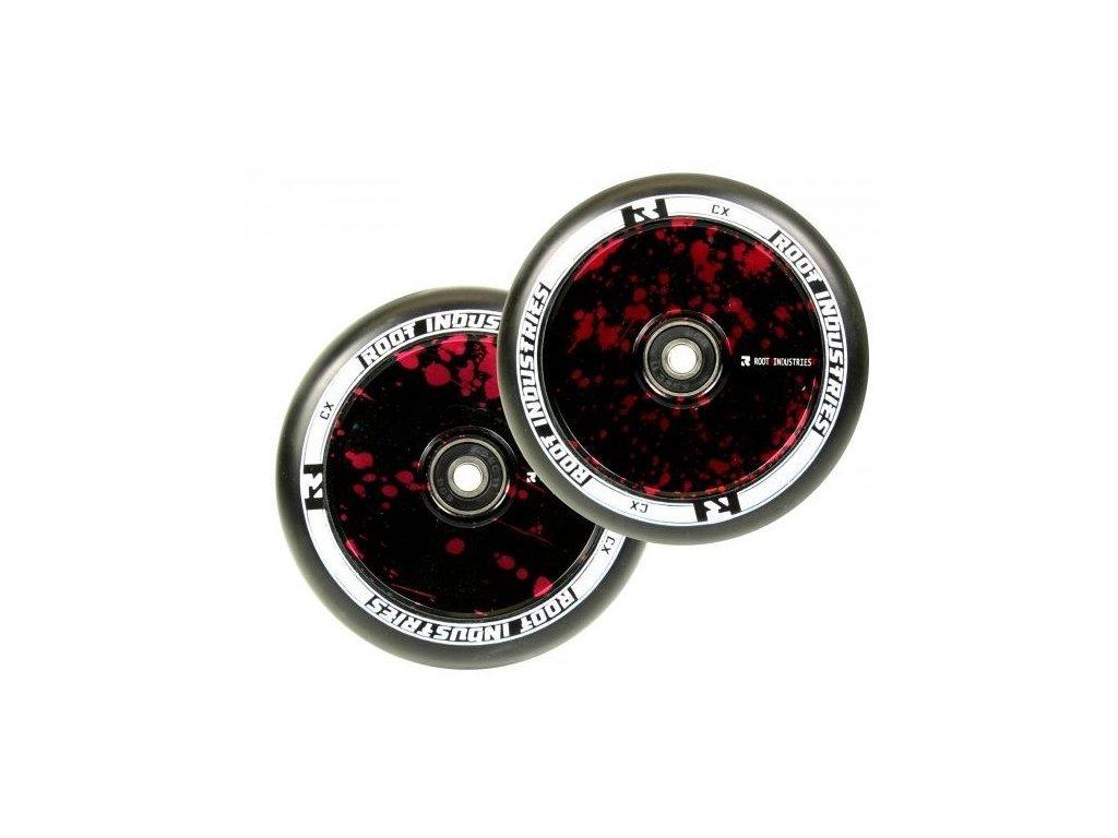18770 koliesko root industries air 110 red splatter