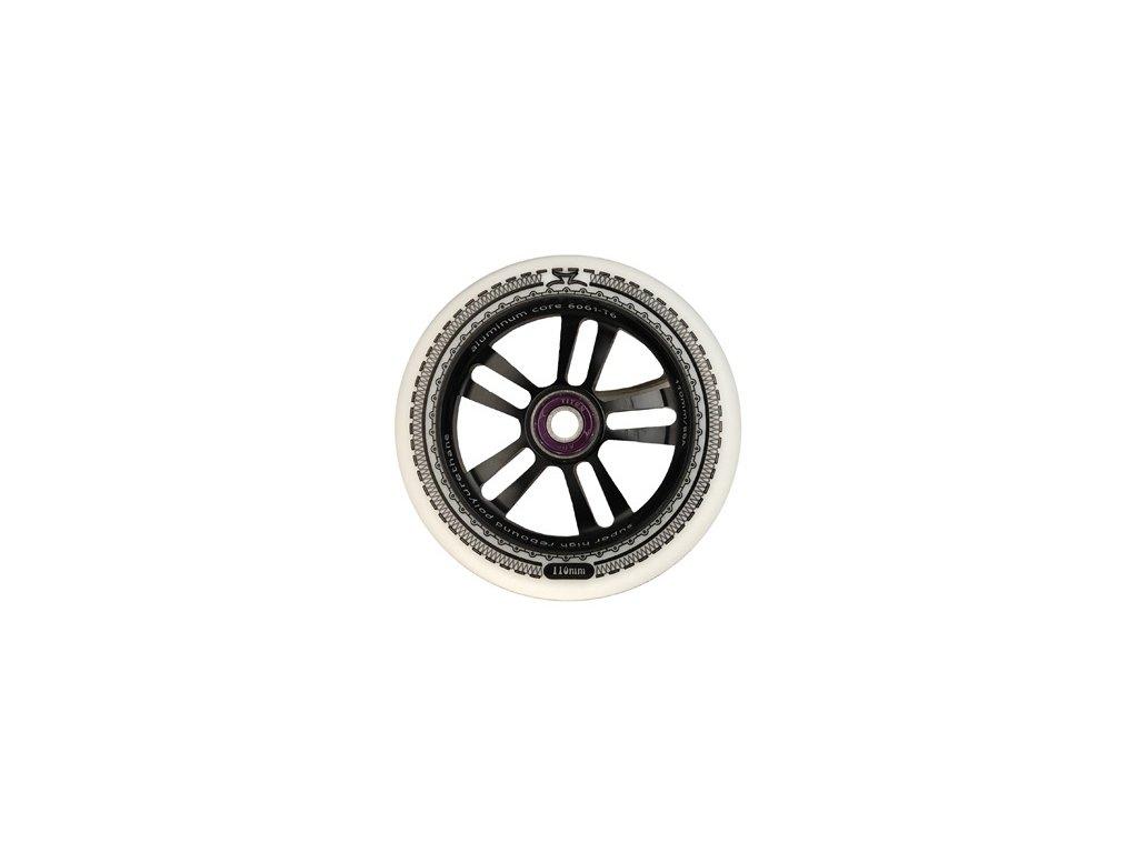 Koliesko AO Mandala 110 White Black