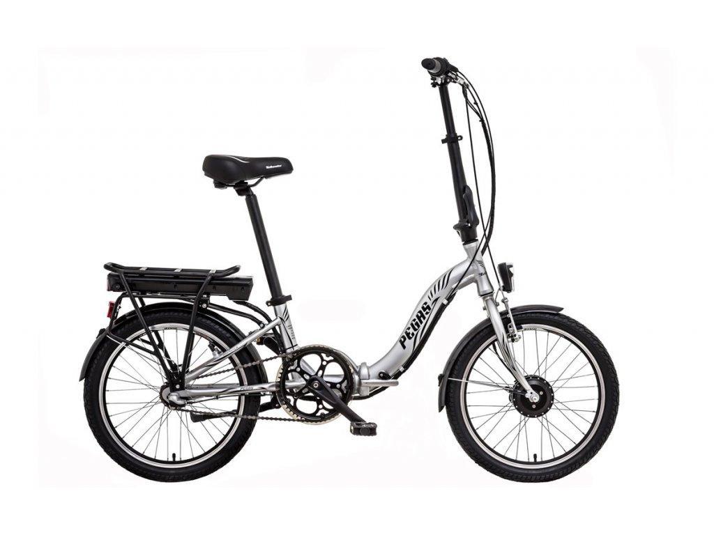 Liberty skladací elektrobicykel e-PEGAS 3spd