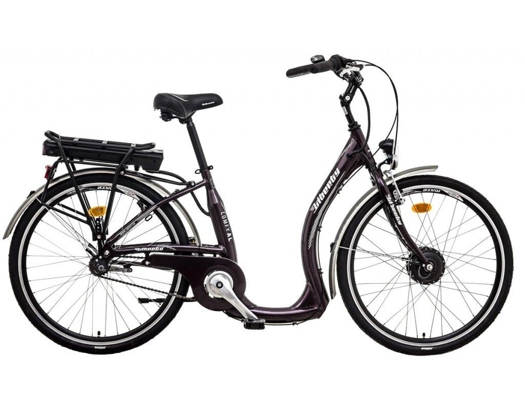 Liberty mestský elektrobicykel e - COMFY AL 7spd NEXUS