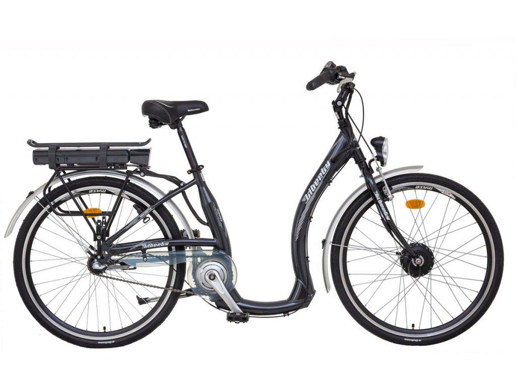 Liberty mestský elektrobicykel e - COMFY AL 3spd NEXUS