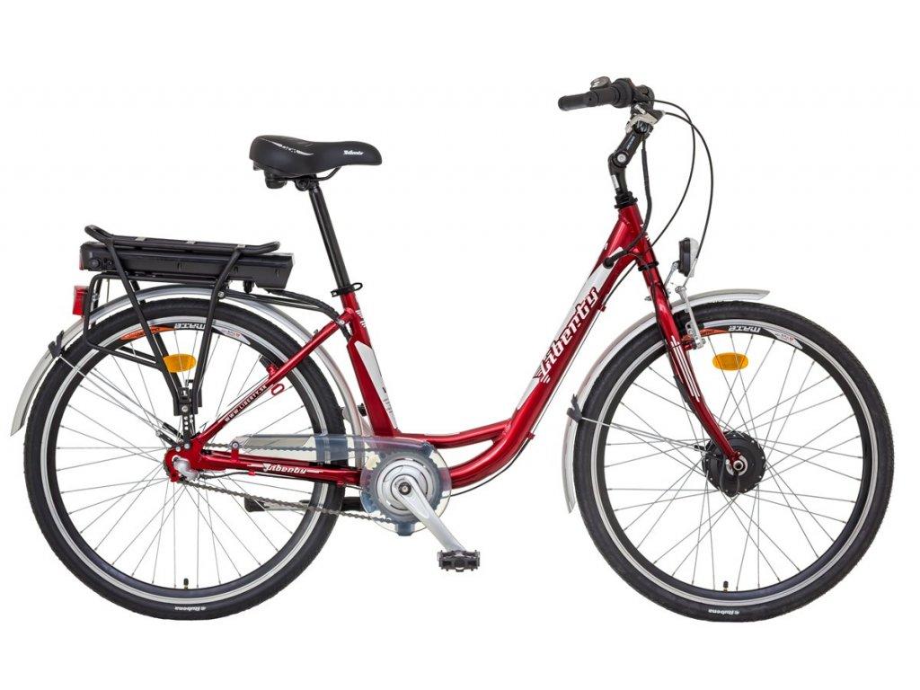 Liberty mestský elektrobicykel e - VIA 3spd NEXUS