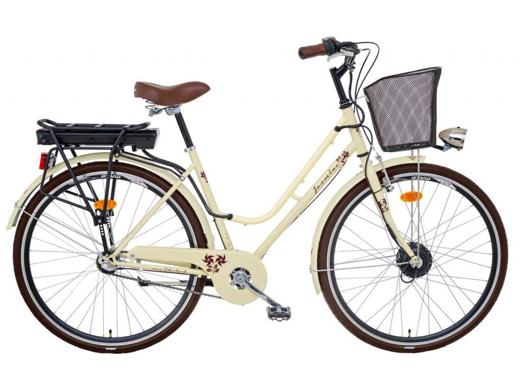 Liberty mestský elektrobicykel e - JASMINE 3spd