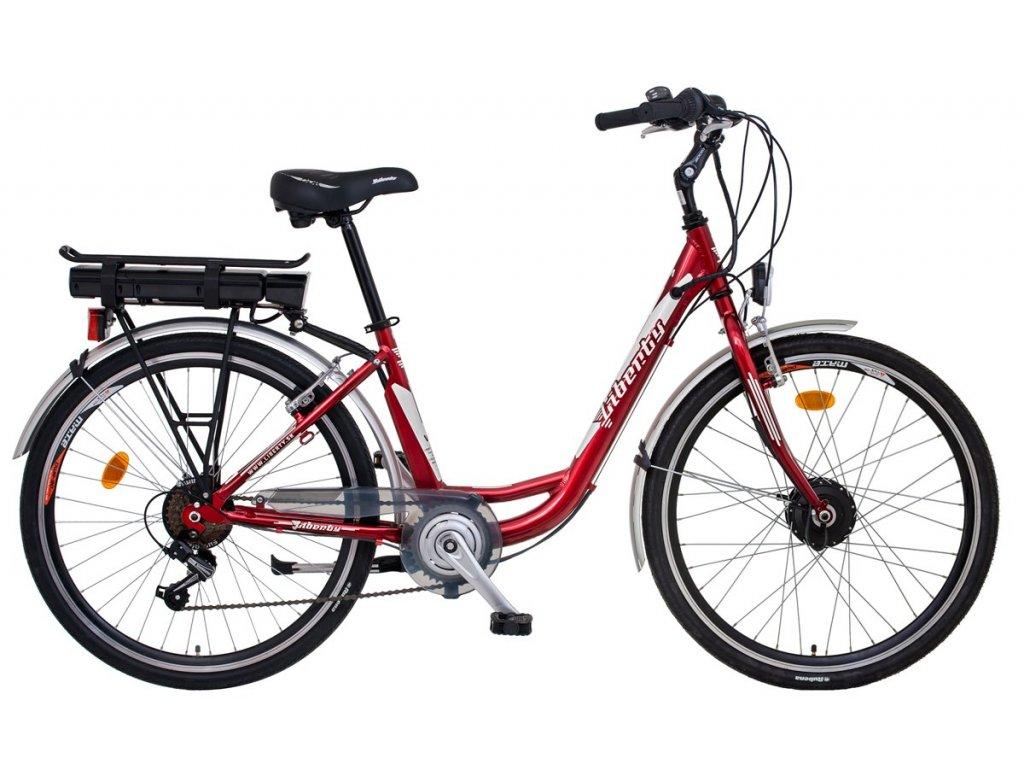 Liberty mestský elektrobicykel e - VIA 6spd