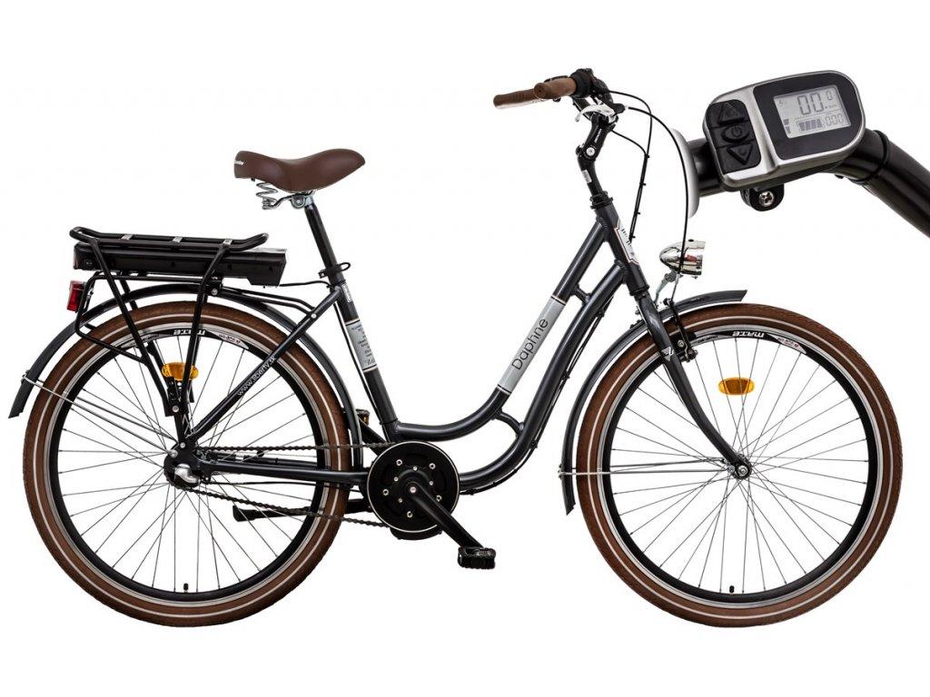 Liberty mestský elektrobicykel e - DAPHNE BB 3spd NEXUS