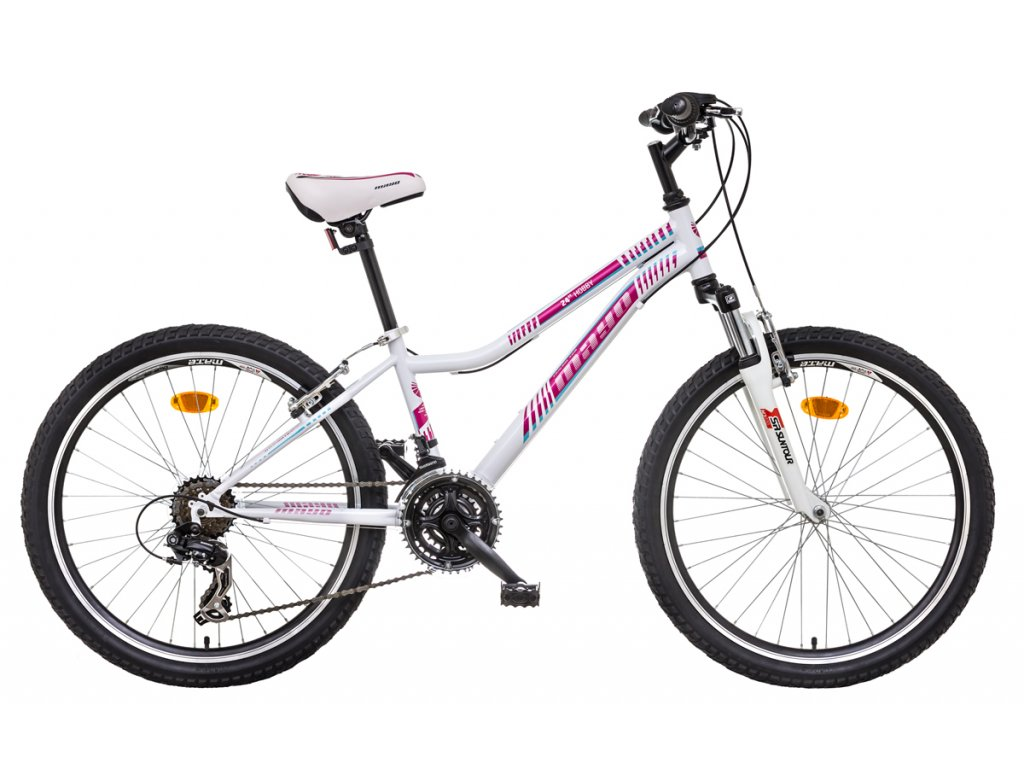 "Mayo detský bicykel 24"" HOBBY SF"