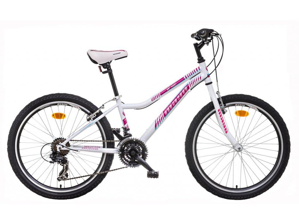 "Mayo detský bicykel 24"" HOBBY"