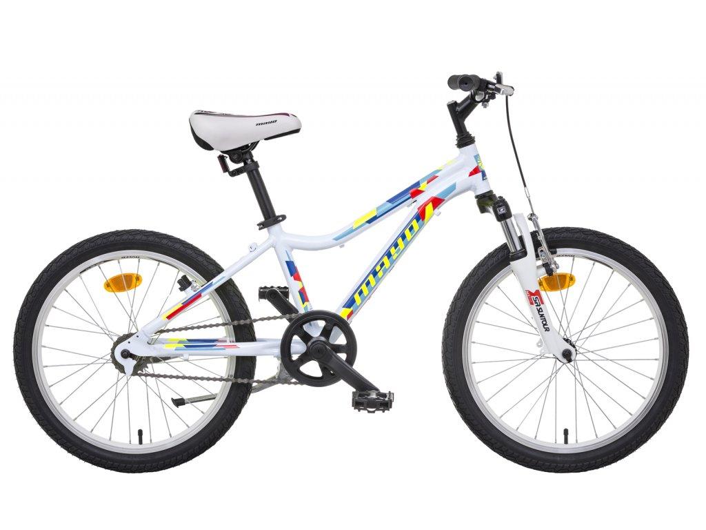 "Mayo detský bicykel 20"" BASIC 1 SPD"