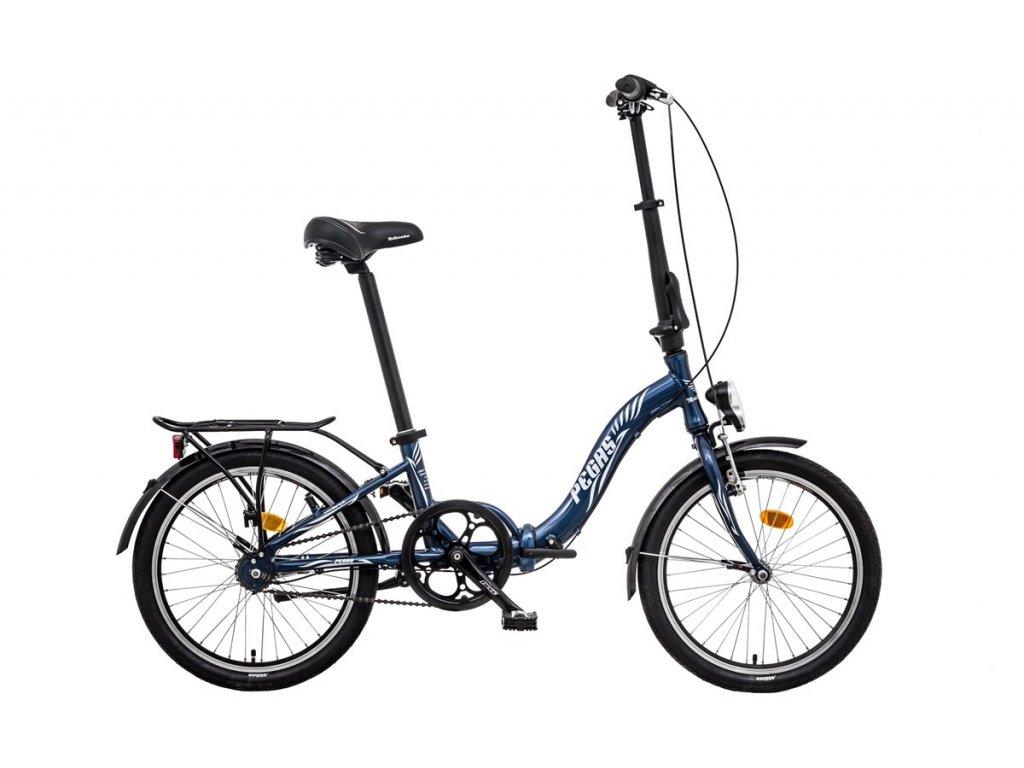 Liberty skladací bicykel PEGAS NEXUS 7spd