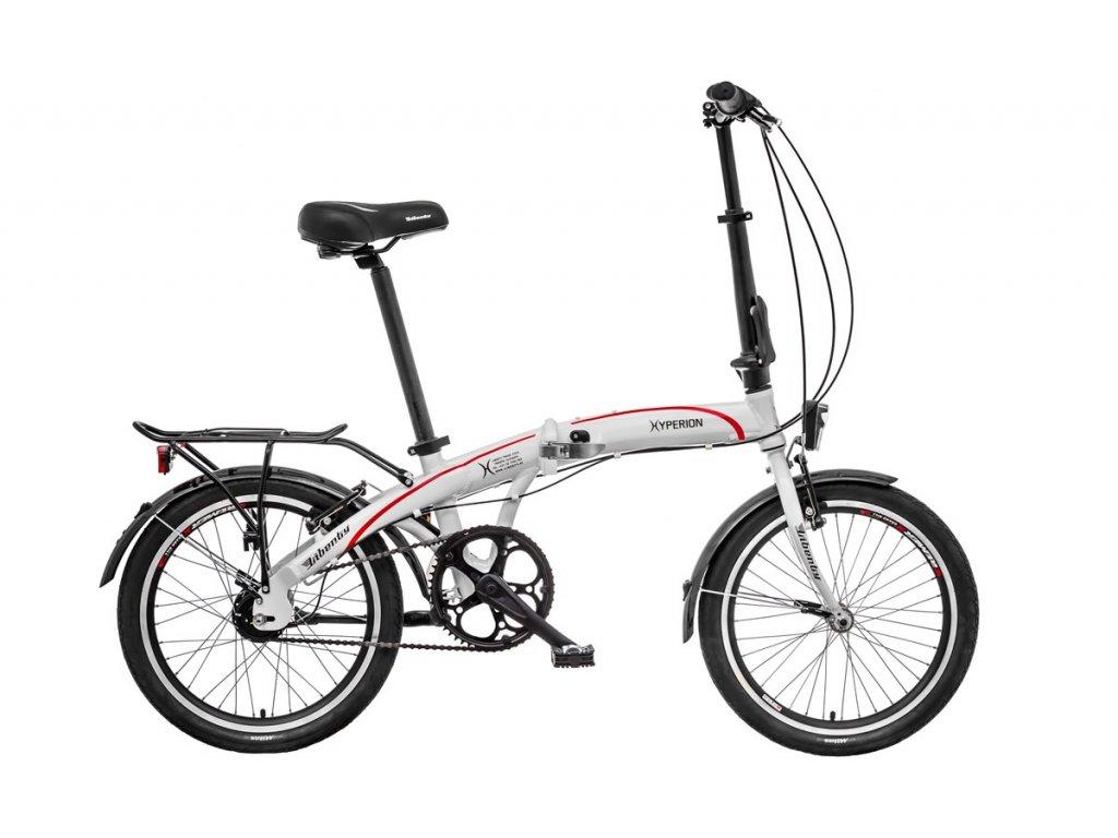 Liberty skladací bicykel HYPERION NEXUS 7 SPD