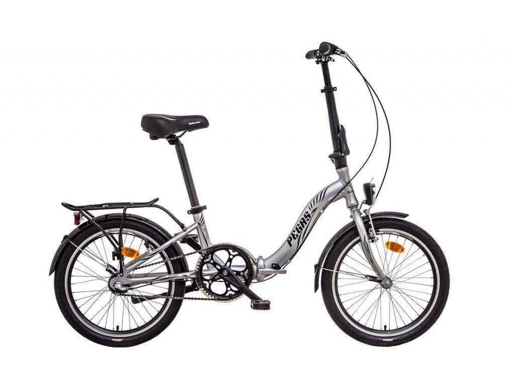 Liberty skladací bicykel PEGAS 3spd