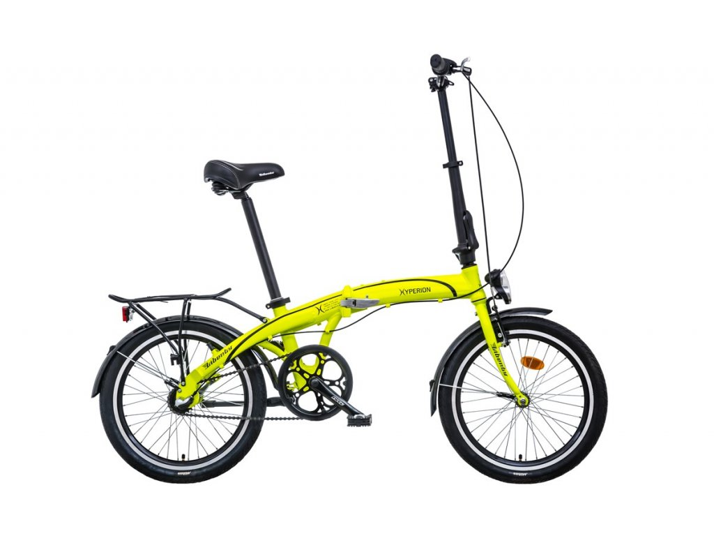 Liberty skladací bicykel HYPERION 3spd