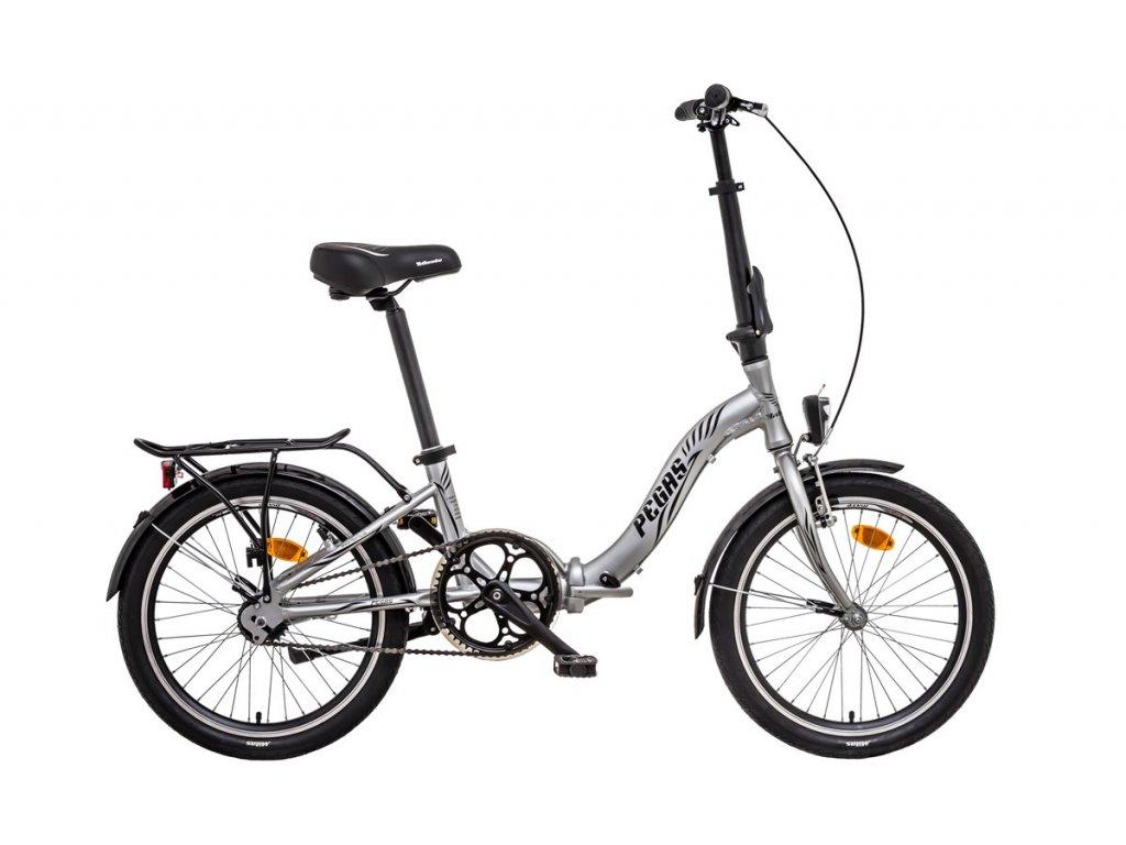Liberty skladací bicykel PEGAS 1spd
