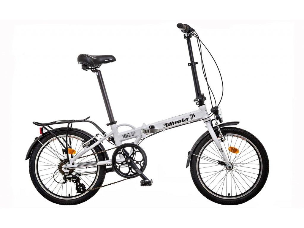 Liberty skladací bicykel PHOENIX 7spd