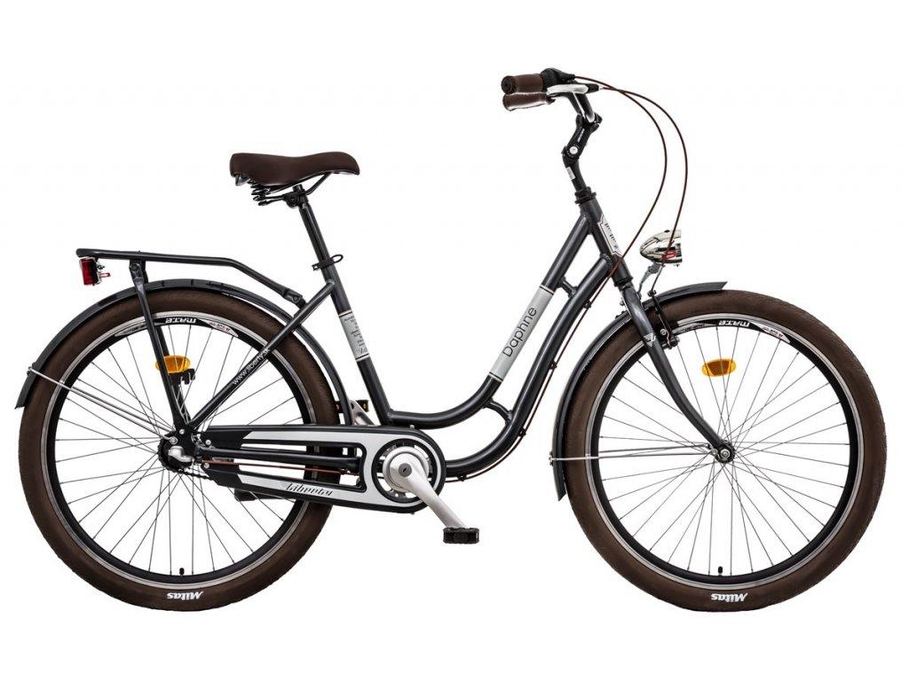 Liberty mestský bicykel DAPHNE 3spd