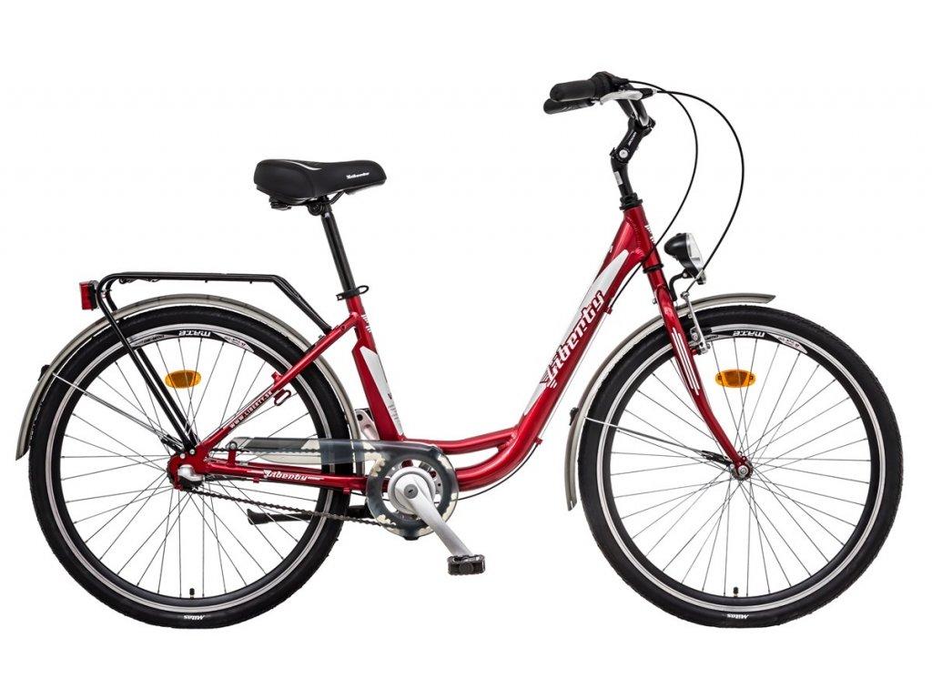 Liberty mestský bicykel VIA 3spd