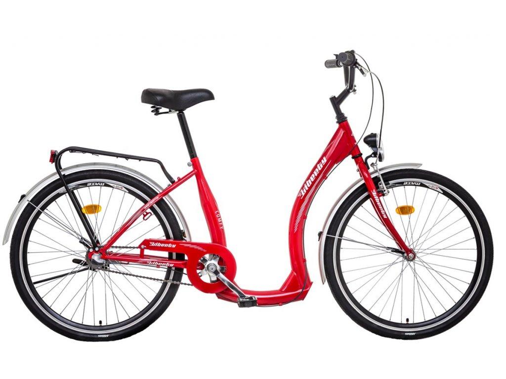 Liberty mestský bicykel COMFY 3spd
